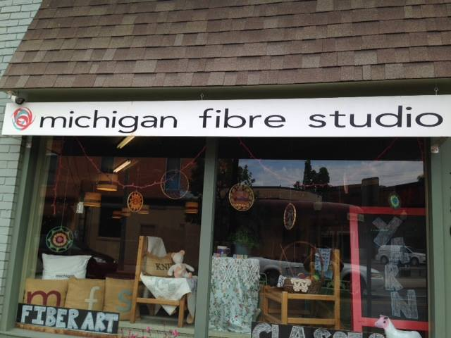 Open Fibre Night! 2019 @ Michigan Fibre Studio | Grand Rapids | Michigan | United States