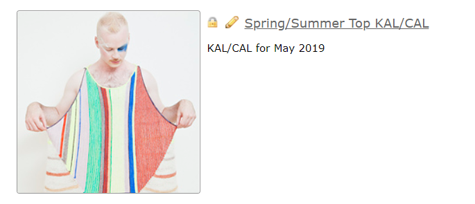 June KAL/CAL @ the Studio – Spring/Summer Top @ Michigan Fibre Studio | Grand Rapids | Michigan | United States